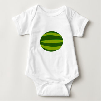 Ripe Watermelon Baby Bodysuit