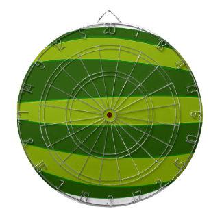 Ripe Watermelon Dartboard