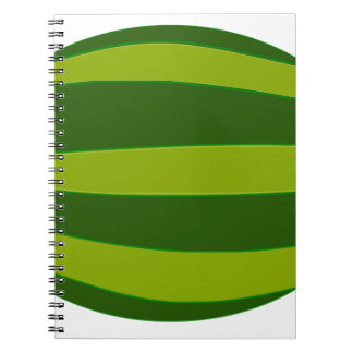Ripe Watermelon Notebooks