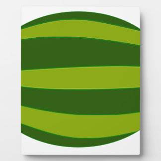 Ripe Watermelon Plaque
