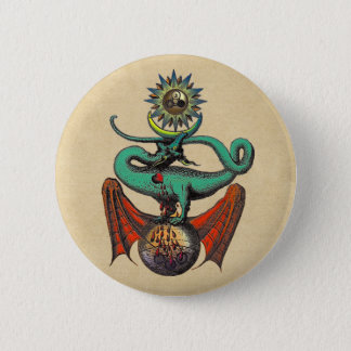 Ripley Scroll 6 Cm Round Badge