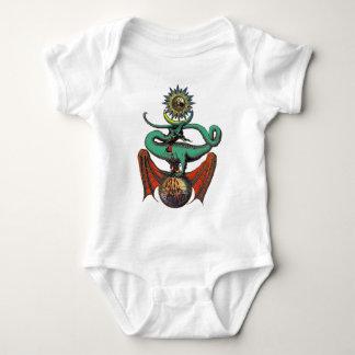 Ripley Scroll Baby Bodysuit