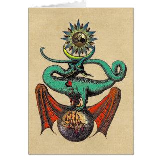 Ripley Scroll Card