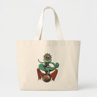 Ripley Scroll Large Tote Bag