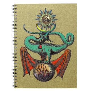 Ripley Scroll Note Books