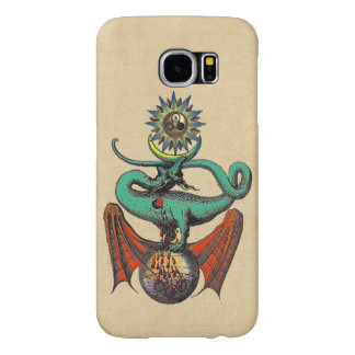 Ripley Scroll Samsung Galaxy S6 Cases