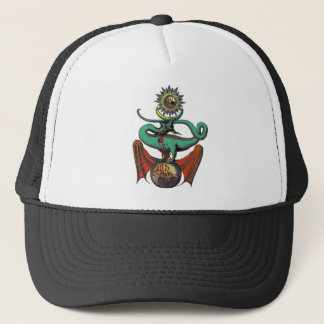 Ripley Scroll Trucker Hat