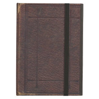 Ripped and Torn Vintage Textured Book Cover Case For iPad Air