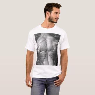Ripped Back Bodybuilder T-Shirt