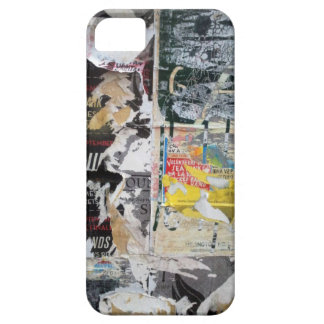 ripped gig posters phone case iPhone 5 cover