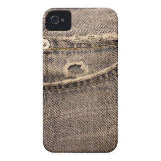 Ripped Jeans Pocket iPhone4 Case-Mate ID iPhone 4 Case-Mate Cases