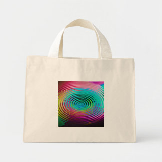 Ripple Art Tote Bag