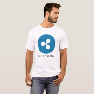 RIPPLE COIN T-SHIRTS