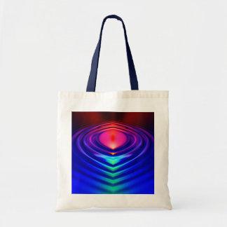 Ripple of love tote bag