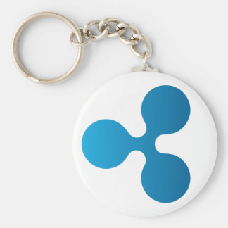 Ripple XRP Basic Keychain (Light)