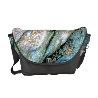 Rippled Rock Medium Messenger Bag