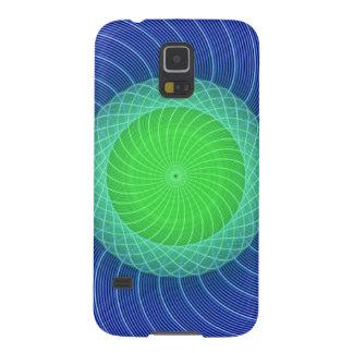 Ripples Mandala Galaxy S5 Cover