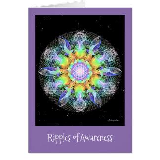 Ripples of Awareness Card