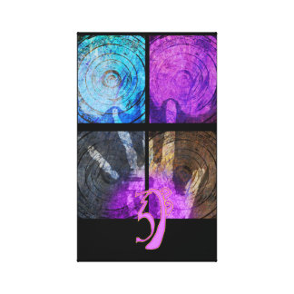Ripples [Reiki Healing Poster One] Canvas Print