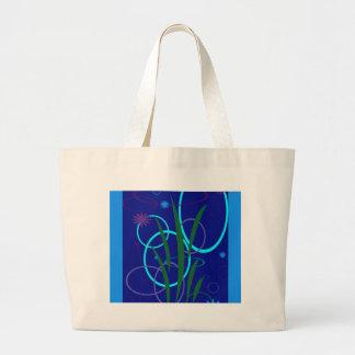 Ripples Series Jumbo Tote Bag