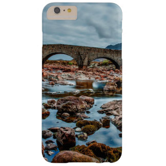 Rippling Stream running under a Bridge Phone Case