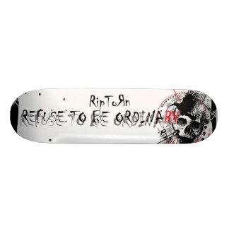 RipToRn Banner Skateboard Deck