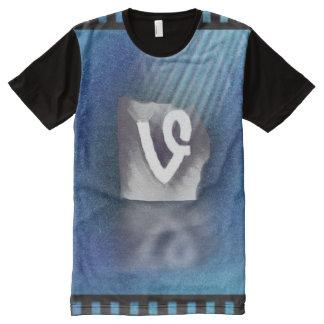 RipVine All-Over Print T-Shirt