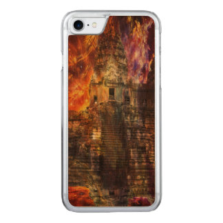 Rise Again Cambodia Carved iPhone 7 Case
