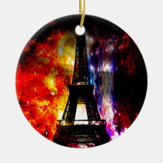 Rise Again Parisian Dreams Ceramic Ornament