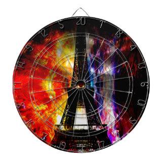 Rise Again Parisian Dreams Dartboard
