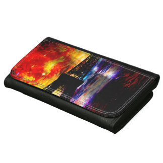 Rise Again Parisian Dreams Leather Wallet