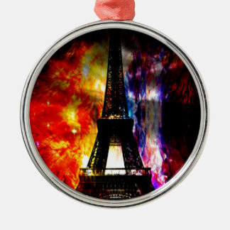 Rise Again Parisian Dreams Metal Ornament