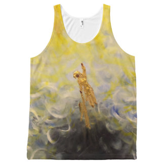 Rise All-Over Print Singlet