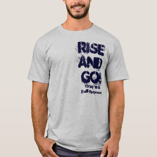 Rise and Go! Fall Retreat T-Shirt