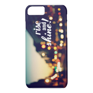 Rise and Shine iPhone 8/7 Case