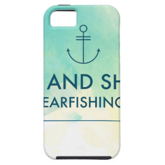 Rise and Shine It's Spearfishing Time iPhone 5 Case