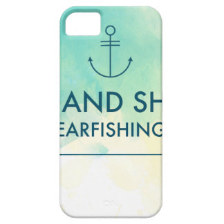 Rise and Shine It's Spearfishing Time iPhone 5 Cover