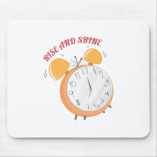 Rise And Shine Mouse Pads