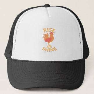 Rise And Shine Trucker Hat