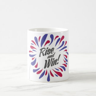 Rise and Win-Mug Coffee Mug