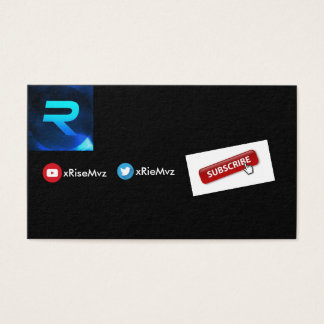 RISE ARMY INFO CARD