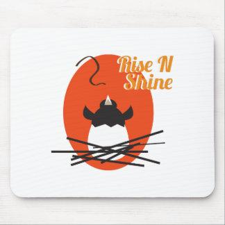 Rise N Shine Mousepads
