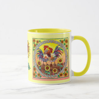 RISE & SHINE by SHARON SHARPE Mug