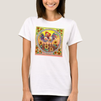 RISE & SHINE by SHARON SHARPE T-Shirt