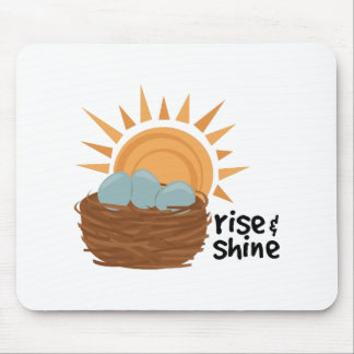 Rise & Shine Mouse Pad