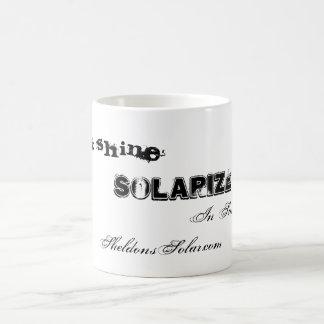 Rise & Shine | Solarize | In Sun We Trust Coffee Mug