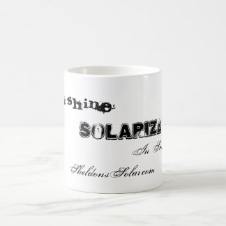 Rise & Shine | Solarize | In Sun We Trust Basic White Mug