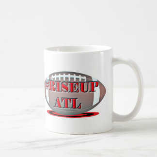 Rise Up, Atlanta, Football, Mug