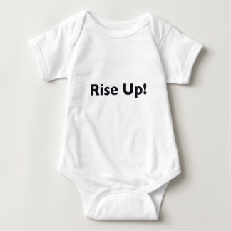 Rise Up! Baby Bodysuit