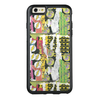 Rise Up Collage Pattern OtterBox iPhone 6/6s Plus Case